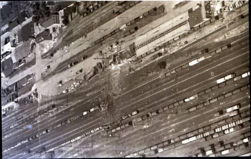 ARH NL Koberg 1586, Explosionsunglück auf dem Güterverladebahnhof, Linden, 1969
