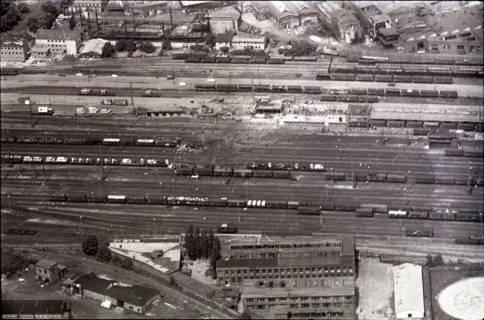 ARH NL Koberg 1589, Explosionsunglück auf dem Güterverladebahnhof, Linden, 1969