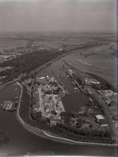 ARH NL Koberg 159, Hafenanlage, Minden, 1960