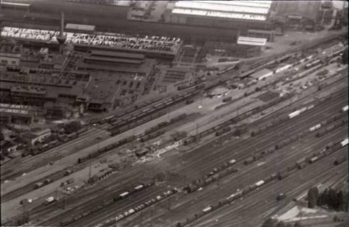 ARH NL Koberg 1591, Explosionsunglück auf dem Güterverladebahnhof, Linden, 1969