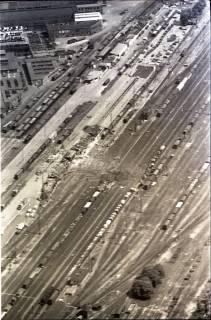ARH NL Koberg 1593, Explosionsunglück auf dem Güterverladebahnhof, Linden, 1969