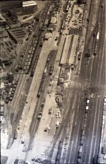 ARH NL Koberg 1594, Explosionsunglück auf dem Güterverladebahnhof, Linden, 1969