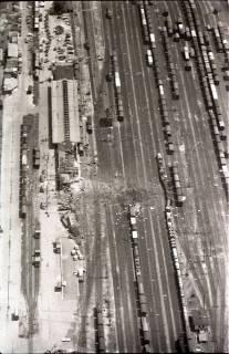 ARH NL Koberg 1595, Explosionsunglück auf dem Güterverladebahnhof, Linden, 1969