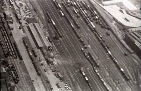 ARH NL Koberg 1596, Explosionsunglück auf dem Güterverladebahnhof, Linden, 1969