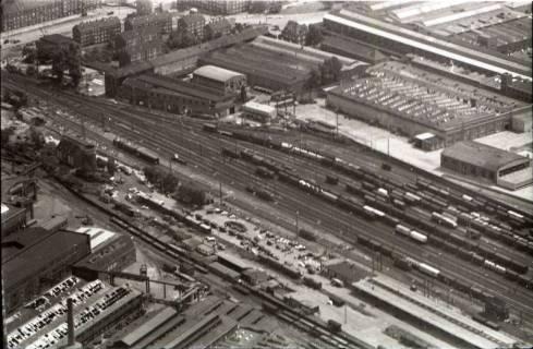 ARH NL Koberg 1598, Explosionsunglück auf dem Güterverladebahnhof, Linden, 1969
