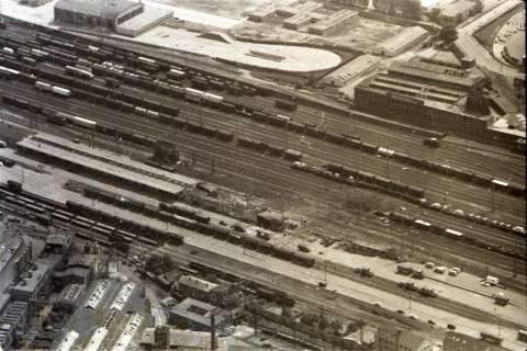 ARH NL Koberg 1599, Explosionsunglück auf dem Güterverladebahnhof, Linden, 1969