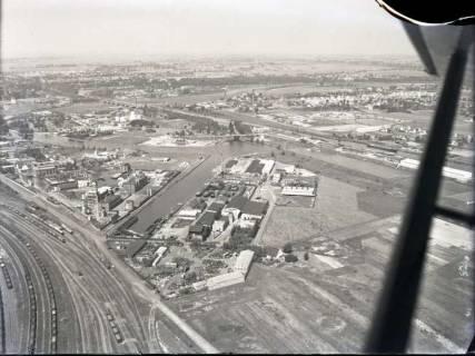 ARH NL Koberg 160, Hafenanlage, Minden, 1960