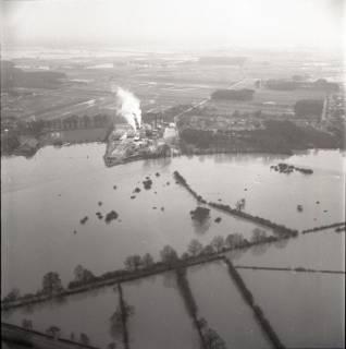 ARH NL Koberg 1609, Leinehochwasser, Leinetal, Bothmer bis Allermündung, 1970