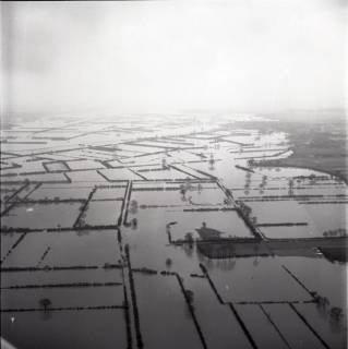ARH NL Koberg 1613, Leinehochwasser, Leinetal, Bothmer bis Allermündung, 1970