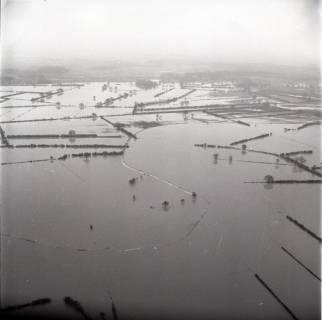 ARH NL Koberg 1614, Leinehochwasser, Leinetal, Bothmer bis Allermündung, 1970