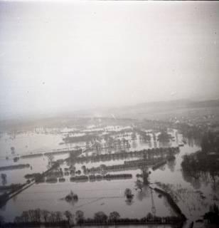 ARH NL Koberg 1632, Leinehochwasser, Leinetal Mandelsloh, Schloß Ricklingen, Seelze, ohne Datum