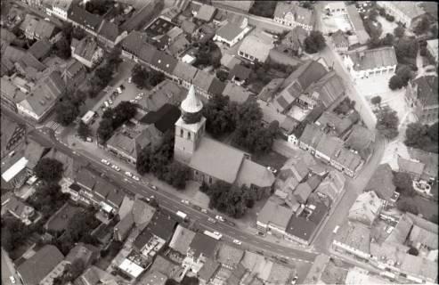 ARH NL Koberg 1769, Stadtgebiet mit Kirche, Gronau, 1971