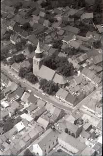 ARH NL Koberg 1783, Stadtgebiet mit Kirche, Gronau, 1971