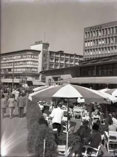 ARH NL Koberg 183, Café am Kröpcke, Hannover, wohl 1954