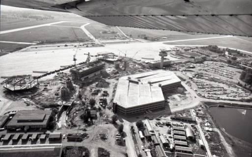 ARH NL Koberg 1883, Flughafen, Langenhagen, 1971