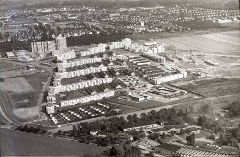 ARH NL Koberg 1890, Neubaugebiet, Mühlenberg, 1971