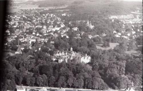 ARH NL Koberg 1917, Schloss, Bückeburg, 1971