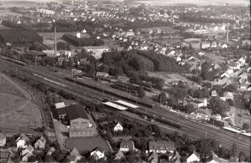ARH NL Koberg 1929, Bahnhof, Stadthagen, 1971