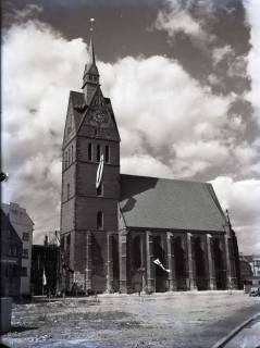 ARH NL Koberg 193, Marktkirche, Hannover, wohl 1952