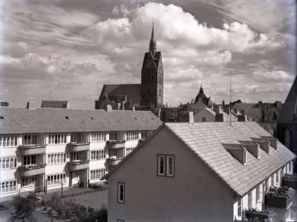 ARH NL Koberg 194, Neubauten Goldener Winkel vor der Marktkirche, Hannover, ohne Datum