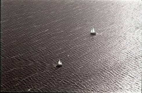 ARH NL Koberg 1942, Segelboote, Steinhuder Meer, 1971
