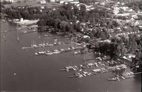 ARH NL Koberg 1946, Bootshafen, Steinhude, 1971