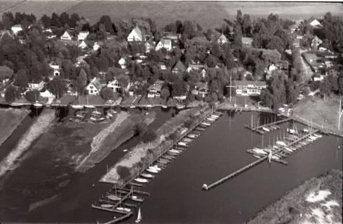 ARH NL Koberg 1948, Bootshafen, Steinhude, 1971