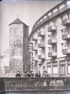 ARH NL Koberg 195, Beginenturm, Hannover, nach 1950
