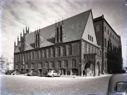 ARH NL Koberg 200, Altes Rathaus, Hannover, 1954