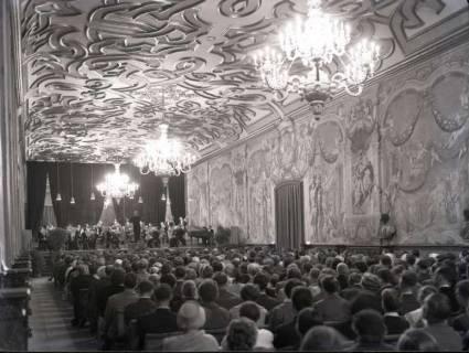 ARH NL Koberg 204, Konzert in der Galerie Herrenhausen, Herrenhausen, wohl 1957