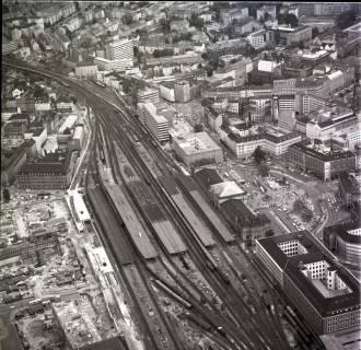 ARH NL Koberg 2052, Hauptbahnhof, Hannover, 1970