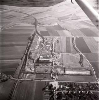 ARH NL Koberg 2062, Baustelle KAMAX-Werke, Alsfeld, 1970