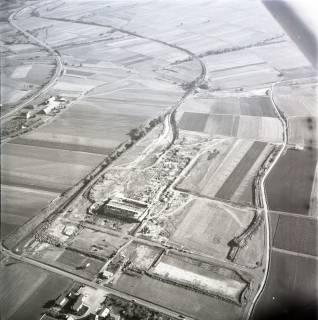 ARH NL Koberg 2063, Baustelle KAMAX-Werke, Alsfeld, 1970