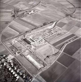 ARH NL Koberg 2064, Baustelle KAMAX-Werke, Alsfeld, 1970