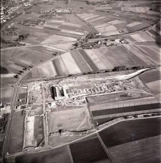 ARH NL Koberg 2065, Baustelle KAMAX-Werke, Alsfeld, 1970