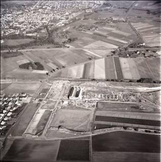 ARH NL Koberg 2066, Baustelle KAMAX-Werke, Alsfeld, 1970