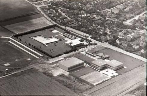 ARH NL Koberg 2084, Freibad und Realschule, Gehrden, 1971