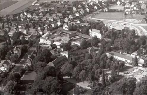 ARH NL Koberg 2155, Kurhaus und Kurpark u. a, Bad Nenndorf, 1971