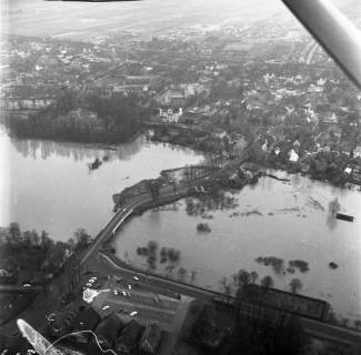 ARH NL Koberg 2170, Leinehochwasser, Neustadt a. Rbge., 1970