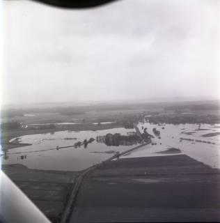 ARH NL Koberg 2177, Leinehochwasser, Neustadt a. Rbge., 1970