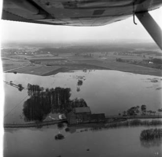 ARH NL Koberg 2178, Leinehochwasser, Neustadt a. Rbge., 1970