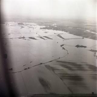 ARH NL Koberg 2182, Leinehochwasser, Empede bis Mariensee, 1970