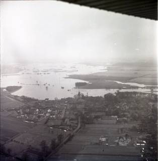 ARH NL Koberg 2185, Leinehochwasser, Empede bis Mariensee, 1970