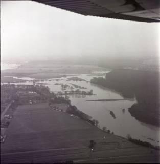 ARH NL Koberg 2186, Leinehochwasser, Empede bis Mariensee, 1970