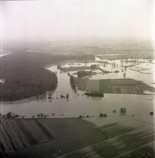 ARH NL Koberg 2187, Leinehochwasser, Empede bis Mariensee, 1970