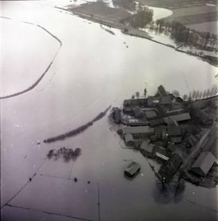 ARH NL Koberg 2189, Leinehochwasser, Empede bis Mariensee, 1970