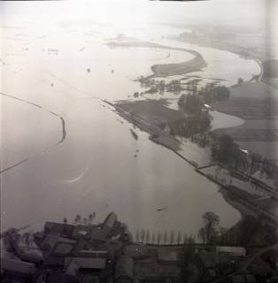 ARH NL Koberg 2190, Leinehochwasser, Empede bis Mariensee, 1970
