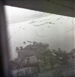 ARH NL Koberg 2191, Leinehochwasser, Empede bis Mariensee, 1970
