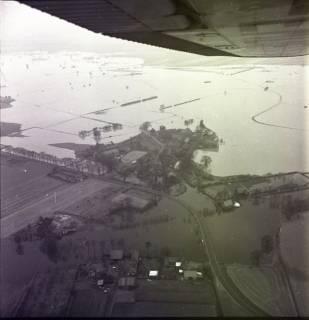 ARH NL Koberg 2192, Leinehochwasser, Empede bis Mariensee, 1970