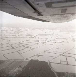 ARH NL Koberg 2196, Leinehochwasser, Schwarmstedt bis Bothmer, 1970